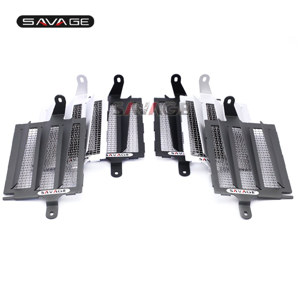 Radiator Protector Cover For BMW R1200GS LC/ADV Motorcycle Accessories Grille Guard Protector Stainless Steel 2mm Aluminum Plate new radiator protective cover grill guard grille protector radiator grille guard cover for bmw r1200gs 13 15 r1200gs adv 14 15