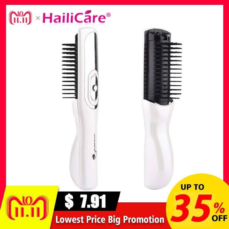 Peine de masaje láser para el cabello, equipo de masaje, peine para el crecimiento del cabello, tratamiento para el cabello, cepillo para el cabello, terapia de pérdida de cabello láser