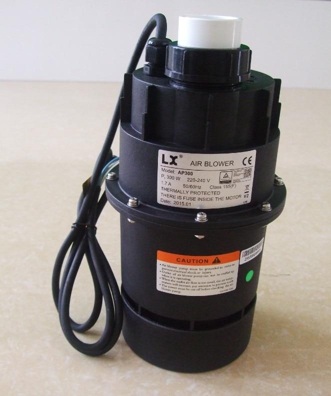 LX air pump hot tub bathtub air blower AP Series AP300 300WLX air pump hot tub bathtub air blower AP Series AP300 300W