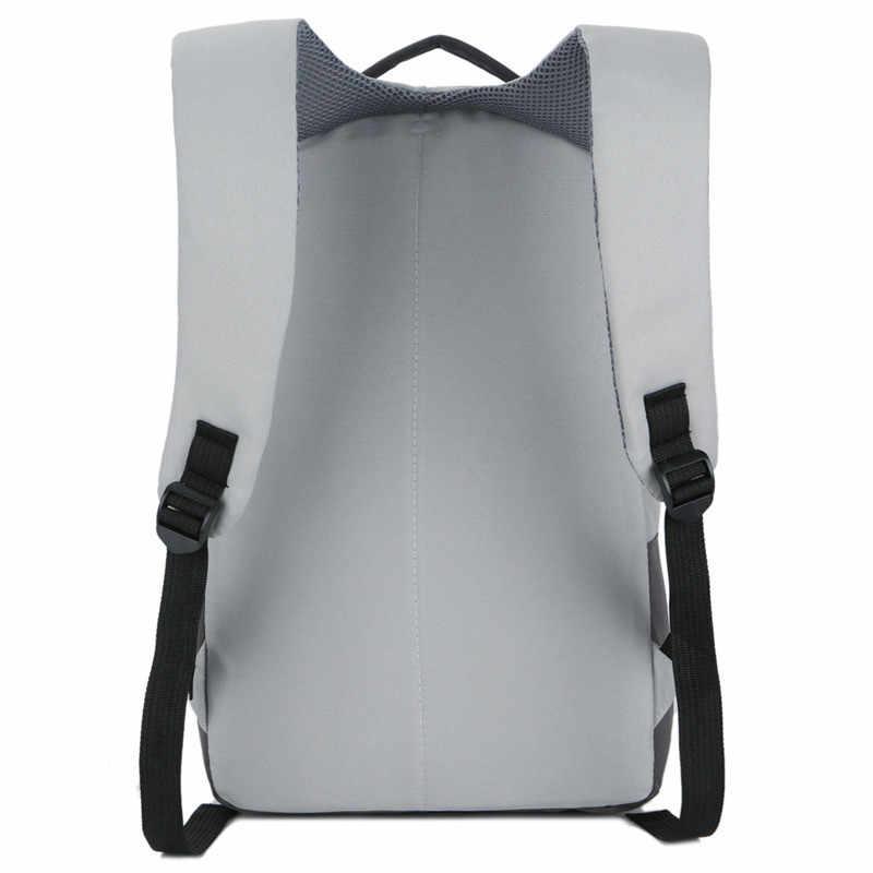 Mochila impermeable Anti-Thief Laptop PC bolsa Universal 13-14 pulgadas Notebook ordenador bolsas para Macbook Pro mochila bolso