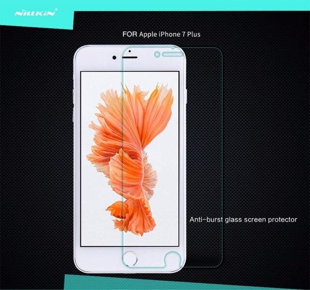 NILLKIN Удивительный Н + Нм Против Взрывов Закаленное Стекло-Экран Протектор Для iPhone 7/7 Плюс