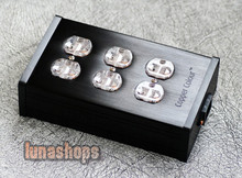 Copper Colour CC B6-PLATINUM 6 port Power Socket Strip Black 250V/15A