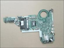 Wholesale laptop motherboard 729843-501 for HP Pavilion 14 15 17 HM76 i3-3110M Notebook system board 100%Tested 90 Days Warranty