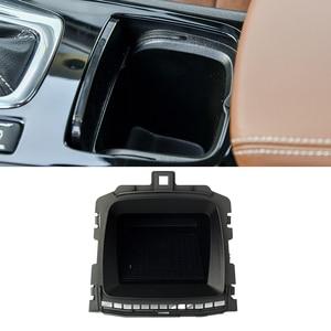 Image 1 - 10w wirless qi carregador de carro sem fio do telefone móvel carregador rápido carregamento acessórios para buick regal 2017 2018