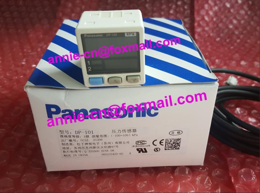 DP-101  New and original  Pressure controller, Pressure switch  -100kPa to +100kPa  цены