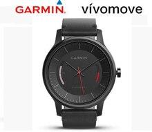 Garmin vivomove atividade rastreador monitor de esporte ao ar livre do bluetooth relógio inteligente relógio de fitness presente ticwatch