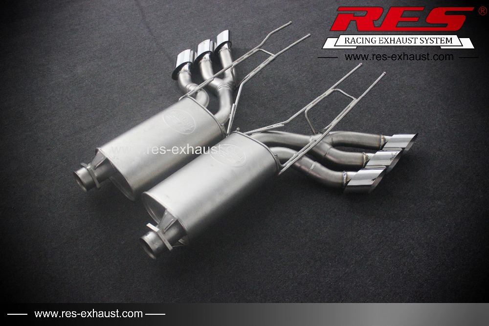 Car Parts Res Racing For Mercedes Benz G Series High Performance Exhaust Systems Stainless Steel: High Performance Exhaust Systems For Cars At Woreks.co