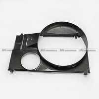 Carbon Fiber Fan Shroud Car Styling Accessories For Toyota MK4 Supra