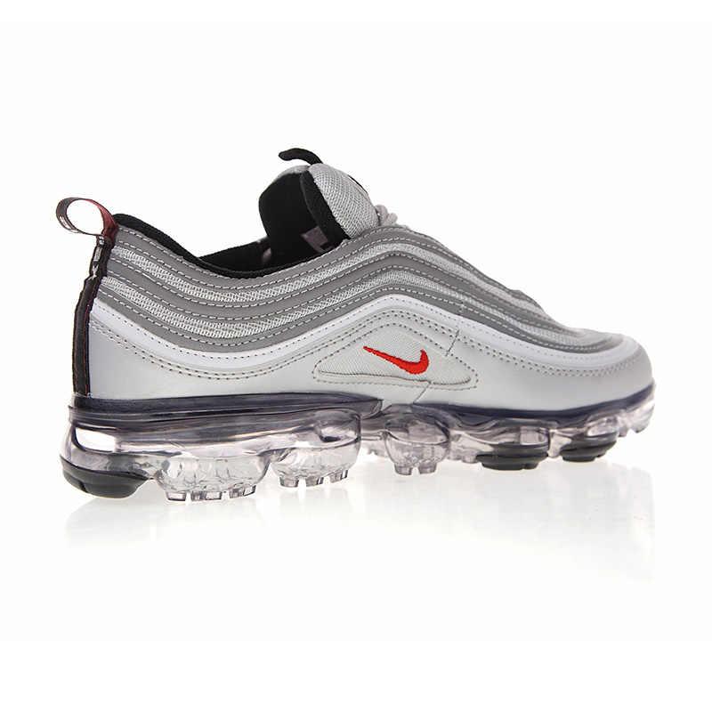 2a2a9c07b4 ... Nike Air VaporMax 97 Men's Running Shoes,Lightweight Shock Absorbing  Black/Dark Grey,