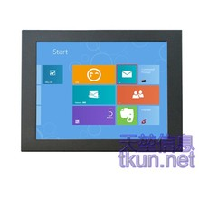 15 inch industrial touch all-in-one PC computer,Tablet computer,Embedded Computer