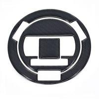 Motorcycle Parts Gas Tank Cap Carbon Fibre Sticker For BMW R1200GS ADV S1000R RR Accessories Fuel