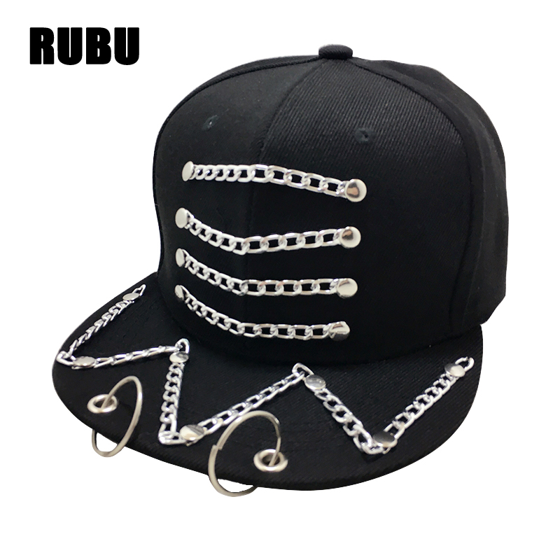 New Punk Bonés Para Homens jazz tampão do chapéu do snapback Dos Homens Mulheres  de Spike Studs Cap Chapéu rebite estilo Punk Rock Hiphop Chapéus Para ... c9d5c426e04d5