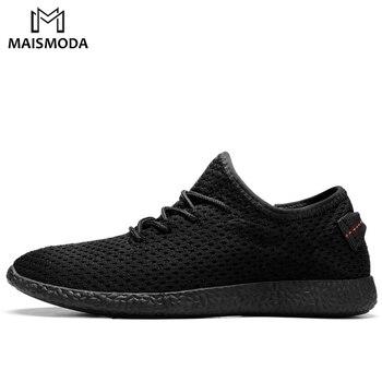 db03fd71 MAISMODA 2018 zapatos para correr ultraligeros de verano para hombre zapatos  atléticos transpirables zapatillas deportivas de malla (malla de aire) los  ...