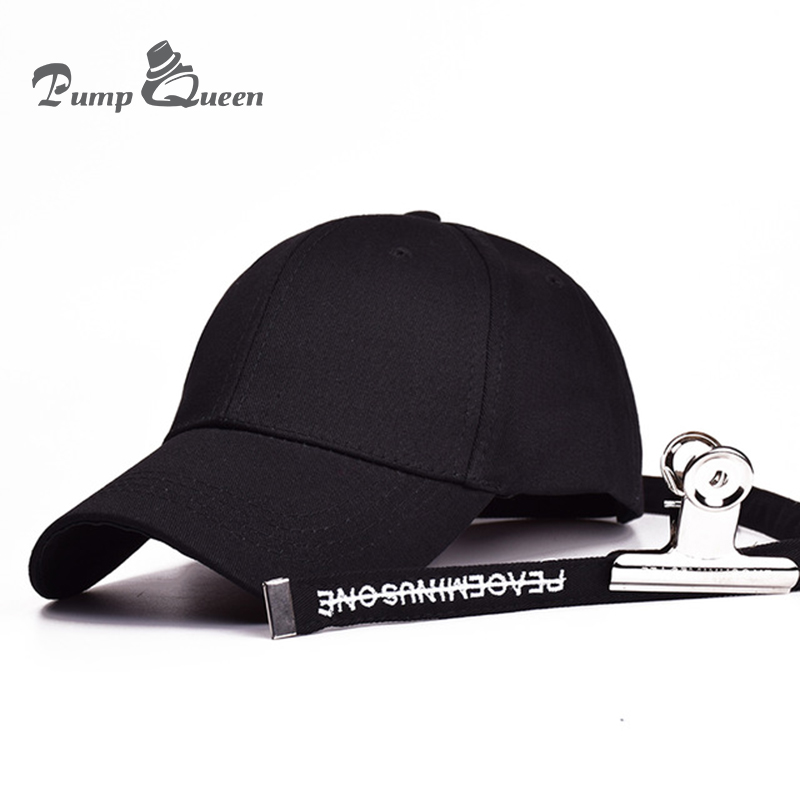High Quality Hip Hop Peaceminusone Gd Unisex Solid Curved Hats   Baseball     Cap   Men Women Snapback   Caps   Casquette Gorras