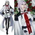 Serafín de la gama Ferid Bathory uniforme traje del Anime trajes de Cosplay