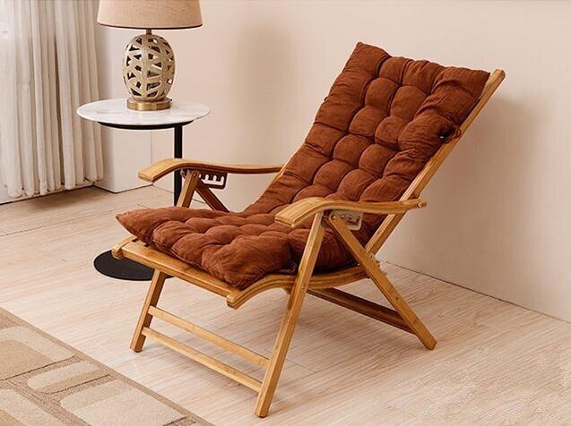 Foldadble Bamboo Garden Chair  4