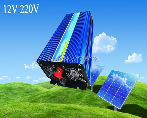 цена на 2500w pure sinus inverter Off grid DC AC inverter 2.5kw 12v, inverter 12v 220v 2500W pure sine home