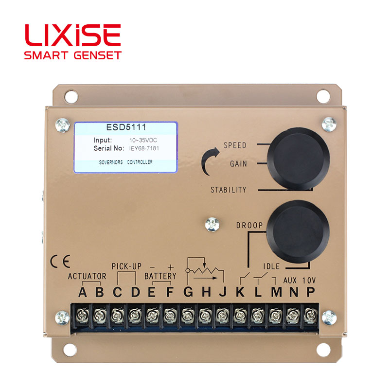 US $44 0 |speed control esd5111 LIXiSE mechanical genset governor-in  Generator Parts & Accessories from Home Improvement on Aliexpress com |  Alibaba