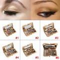 10 Colors Pro Diamond Shining Gold Eye Shadow Powder Makeup Mineral Eyeshadow Cosmetic Beauty Foundation Blusher HB88