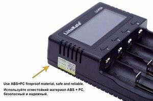 Image 5 - Liitokala Lii PD4 Batterij Oplader Voor 18650 26650 21700 18350 Aa Aaa 3.7V/3.2V/1.2V/1.5V Lithium Nimh Batterij