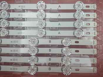 New original 8 PCS/set LED Backlight strip For LG 40LF630V INNOTEK 40 DRT4.0 DRT 4.0 3.0 40 inch A B SVL400 6916L-0885A 0884A