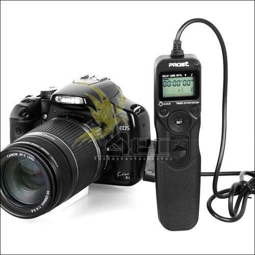 ПРОСТ Интервалометр Таймер Пульт Дистанционного Спуска затвора Шнур для Nikon MC-36 MC-30 D700 D200 D300 D3/D3X Fuji S3 S5 Оптовая камеры