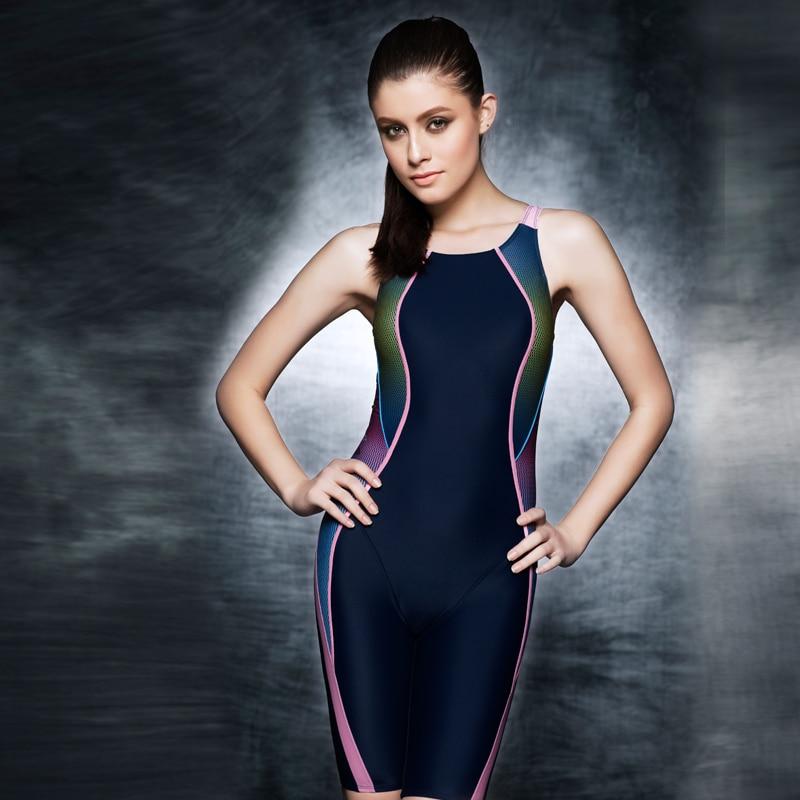 Phinikiss Piped Splice Womens 수영복 경쟁 수영복 여성 - 스포츠웨어 및 액세서리