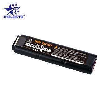 2/3N 6S 7.2V 500mAh Ni-MH Bateria para Airsoft AEP CIMALHA CM030 CM121 CM122 CM123 CM125 CM126 CM127 18C P8 Marui AEG M81 M84,& TM