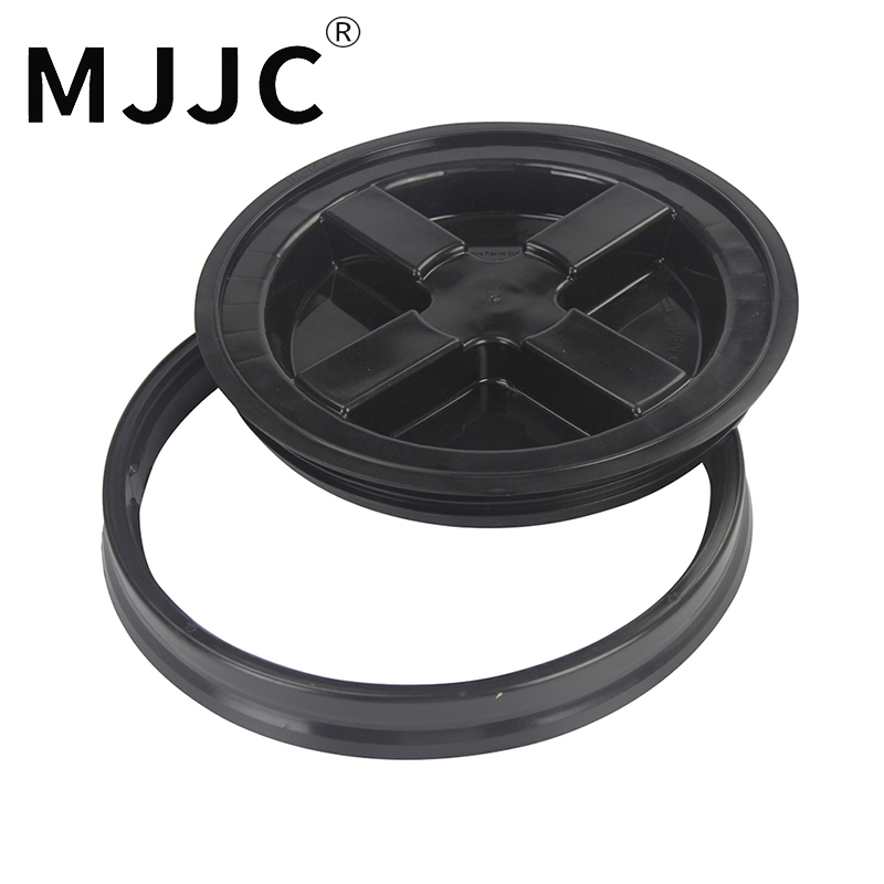 MJJC Brand with 20L Bucket Seal Lid for Detailers (5 GALLON) Snow Foam Automobiles Care and Maintenance with High Quality mjjc brand foam lance for karcher 5 units package free shipping 2017 with high quality automobiles accessory