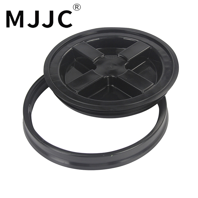 US $12 9 |MJJC Brand with 20L Bucket Seal Lid for Detailers (5 GALLON) Snow  Foam Automobiles Care and Maintenance with High Quality -in Water Gun &