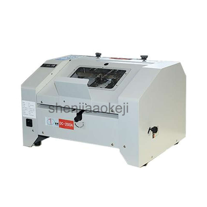 Electric Folding Machine Booklet Staples and Folding brochure making machine Fully automatic binding machine stapler 220V/110V a3 automatic folding machine electric binding machine saddle stitching folding machine electric stapler 220v 110v1pc
