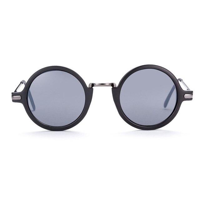 825114f7b5 Vazrobe Pequeñas gafas de Sol Redondas Hombres Mujeres Vintage Espejo Gafas  de Sol para Mujer Gafas