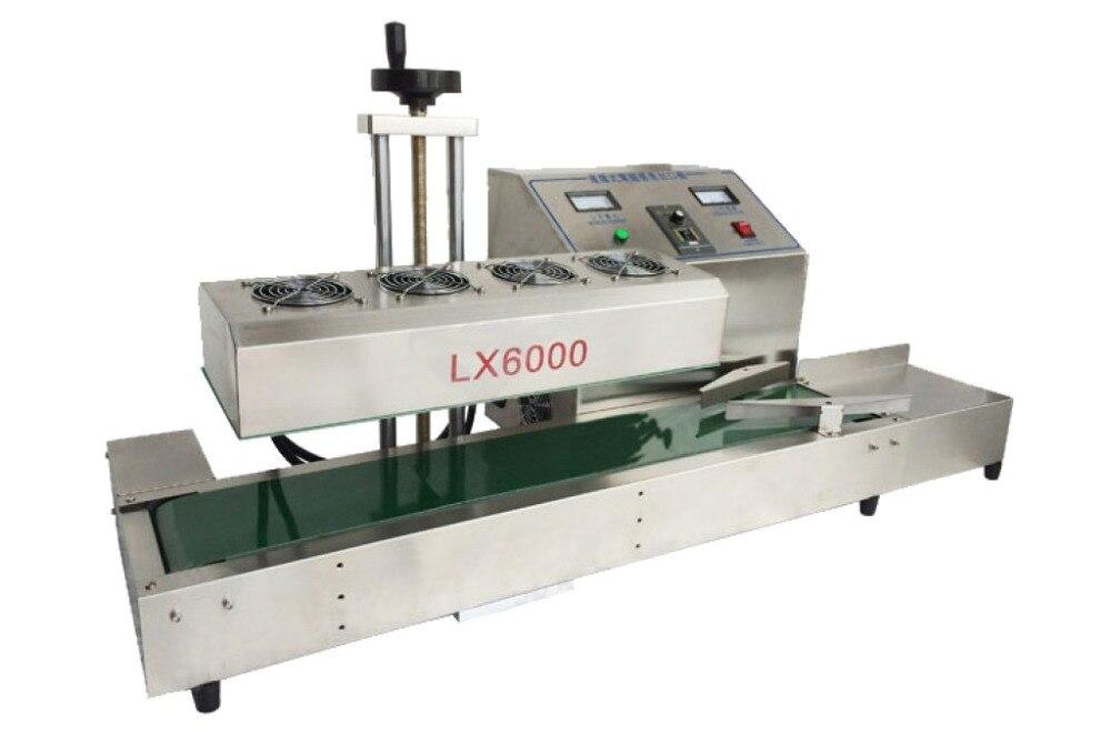 220 v Continu Induction Scellant Bouchon de la Bouteille D'étanchéité Machine LX6000
