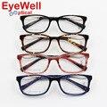Beautiful arms Fashion Women eyewear Metal temple optical frame computer Vintage eyeglasses(GQ2831)