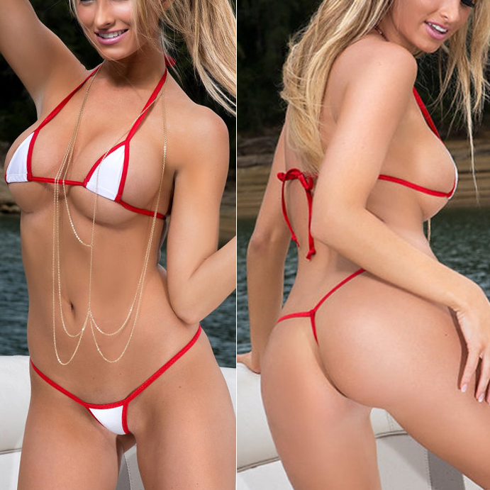 Hot sexy string bikini