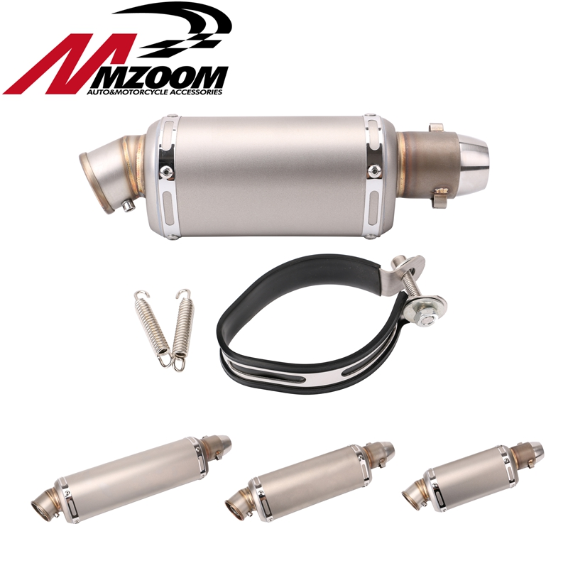 Escape Moto Exhaust-Pipe-Accessories 300cc Silencer 250cc Ttr Yzf Cbr