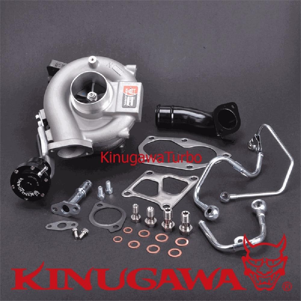 Kinugawa Billet Turbocharger TD06SL2-20G-10.5T for Mitsubishi Lancer EVO 9 Fit EVO 4~8