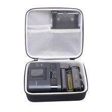 LTGEM Сумка для планшета EVA для Canon SELPHY CP1200 и CP1300 беспроводной Компактный фотопринтер-Дорожная Защитная сумка для переноски