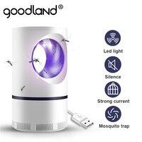 Goodland Moskito Mörder Lampe Elektrische Moskito Falle Anti Moskito Bug Zapper USB Powered LED Insekten Mörder Licht für Outdoor