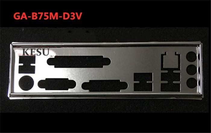 I//O Shield For backplate GIGABYTE GA-G1.Sniper Z170 Motherboard Backplate IO