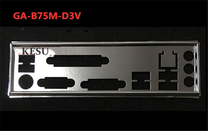 IO I//O Shield Back Plate BackPlate Bracket for GA Gigabyte GA-Z97X-Gaming 5 RE