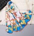 Bufanda de invierno 2016 Nuevo Diseñador Manta Unisex Bufanda Bufandas y los Abrigos de Lujo de la Marca Mujeres S5