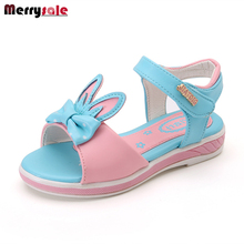 2017 new girl sandals summer children sandals summer sandals kids summer shoes