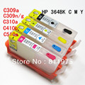 For HP 364 HP364 XL  refillable ink cartridge For HP Photosmart 5510 5511 5512 5514 5515 5520 5522 5524 6510 6512 6515 Printer
