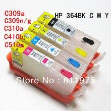 Для HP 364 HP364 XL многоразового картридж Для HP Photosmart 5510 5511 5512 5514 5515 5520 5522 5524 6510 6512 6515 принтер