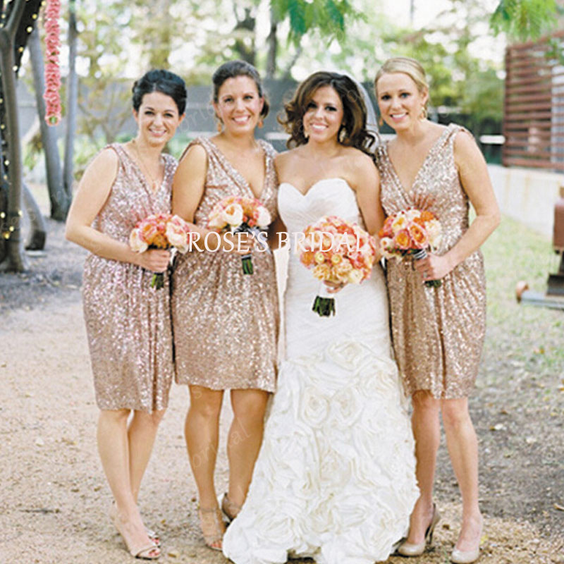 Gold Glitter Bridesmaid Dresses Dressesss Good