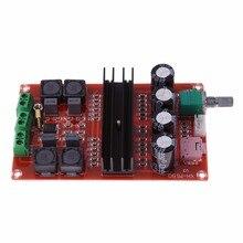TPA3116D2 DC12-24V 2×100 W 2-canal Numérique Amplificateur Audio Conseil 12/24 V Audio conseil Amplificateur DIY Module pour Arduino L3FE
