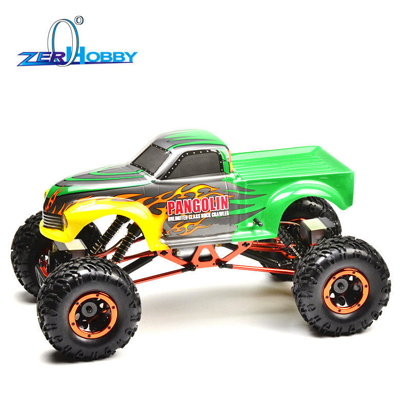 HSP RACING CAR Qalıcı Nəzarət Roku CRAWLER 1/10 ELEKTRİK OFF YOL - Uzaqdan idarə olunan oyuncaqlar - Fotoqrafiya 3