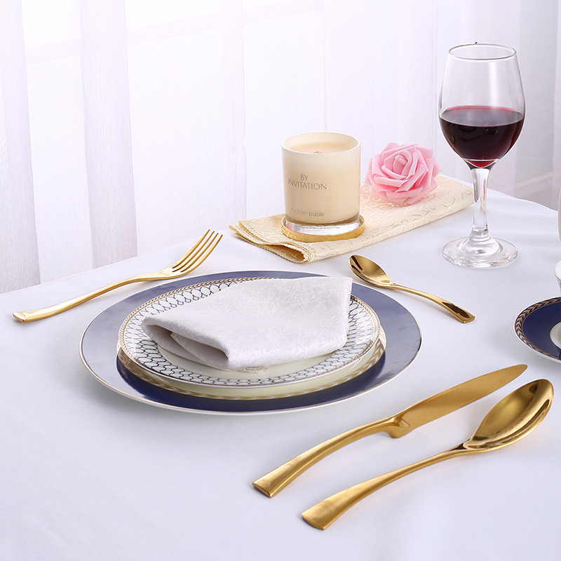 Wholesale-24Pcs-set-Stainless-Steel-Gold-Plate-Cutlery-Set-Dinnerware-Tableware-Silverware-Sets-Dinner-Knife-Fork