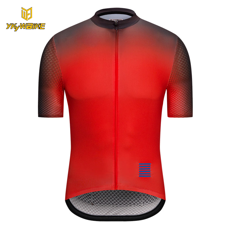 YKYWBIKE Summer Cycling Jersey 2018 Men Breathale Mountain Bike Clothing Racing MTB Bicycle Clothes High Quality Bike Clothing otwzls cycling jersey 2018 set mountain bike clothing quick dry racing mtb bicycle clothes uniform cycling clothing bike kit